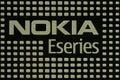Nokia Eseries Royalty Free Stock Photo