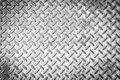 Non slip steel grating step background with vignette grunge Stock Photography