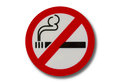 Non smoking area Royalty Free Stock Photo