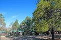 峡谷全国越野障碍赛马北部公园外缘&# 图库摄影