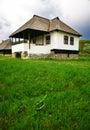 传统的房子 免版税库存照片