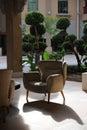 χαλάρωση ξενοδοχείων γω& Στοκ Εικόνες