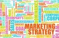 маркетинговая стратегия Стоковые Фото