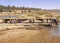 μαροκινή πλύση θέσεων Στοκ Εικόνα