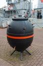 шахта военноморская Стоковые Изображения RF