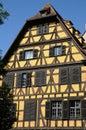 老 房子 在la小的法国地区在史 特拉斯 堡 库存图高清图片