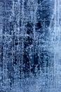 зима текстуры льда предпосылки абстрактного искусства Стоковые Изображения