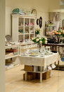 домашний магазин  екора и таре ок Стоковое Изображение RF
