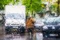 ημέρα βροχής Στοκ εικόνες με δικαίωμα ελεύθερης χρήσης