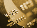 более близкий взгляд кредита Стоковая Фотография RF