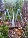 γέφυρα τα? άντευσης Στοκ Φωτογραφία
