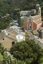 Nonza, Corsica Royalty Free Stock Photo