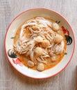 Noodle Or Thai Noodle