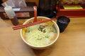 Noodle at Tokyo japan
