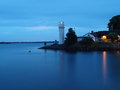 Nooks and crannies of Karlskrona. Royalty Free Stock Photo