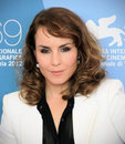 Noomi rapace poses for photographers at th venice film festival on september in venice italy Royalty Free Stock Image