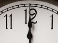 Noon time Royalty Free Stock Photo