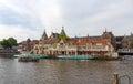 Noord-Zuid Hollandsch Koffiehuis in Amsterdam Royalty Free Stock Photo
