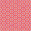 Nordic holiday pattern Stock Photography
