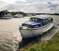 Norfolk broads Royalty Free Stock Photography