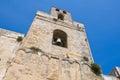 Norman belltower. Otranto. Puglia. Italy. Stock Photos