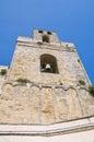 Norman belltower. Otranto. Puglia. Italy. Royalty Free Stock Photo