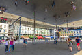 Norman foster s pavilion in marseille france july france is the european capital of culture for and aims to Royalty Free Stock Images