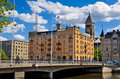 Norrkoping. Sweden Royalty Free Stock Images