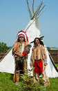 North American Indian Royalty Free Stock Images