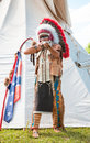 North American Indian Royalty Free Stock Photography