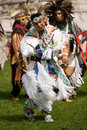 North American Indian Pow Wow. Royalty Free Stock Images