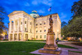 North Carolina State Capitol Royalty Free Stock Photo
