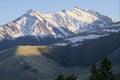 North Face Mount Borah