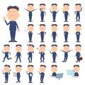 North Korea fat man