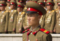 North Korea soldier Royalty Free Stock Photo