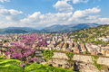 North part of Brescia, Italy Royalty Free Stock Photo