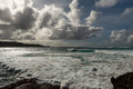 North Shore, Oahu, Hawaii Royalty Free Stock Photo