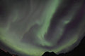 Northern Lights substorm Stock Image