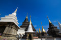 Northern thai style architectures chiangmai thailand Stock Image