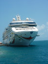 Norwegian dawn cruise ship docked in bermuda june on june was the first line vessel to Stock Image
