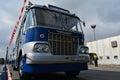Nostalgia Ikarus bus Royalty Free Stock Photo