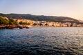 Nostalgic Turkish Summer Town