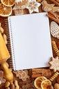 Zápisník recepty