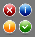 Notification icons