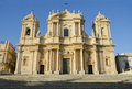 Noto Cathedral Royalty Free Stock Photography