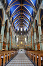 Notre-Dame Cathedral Basilica, Ottawa Royalty Free Stock Images