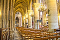 Notre Dame cathedral, Paris Stock Image
