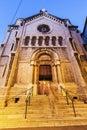 Notre Dame de Bon Voyage Church in Cannes Royalty Free Stock Photo