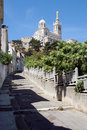 Notre Dame de la Garde Royalty Free Stock Photo