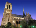 Notre Dame de Paris. Stock Photos